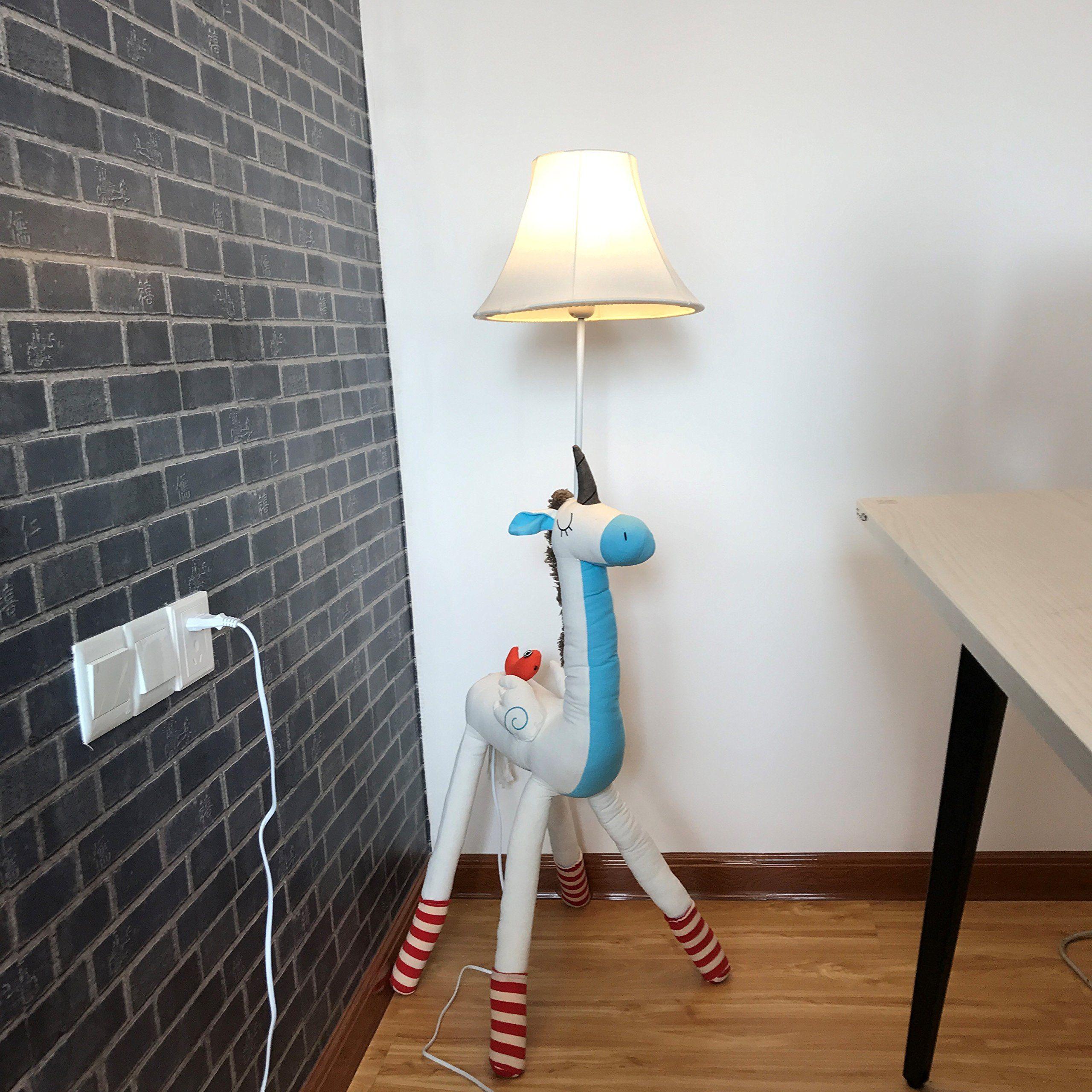 kids lamp for girls unicorn lamp cute floor lamp 48inch