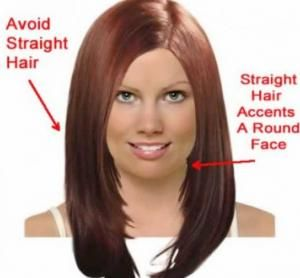 If You Are The Owner Of Oblong Faces The Main Objective Should Be - Hairstyle for round face thin hair