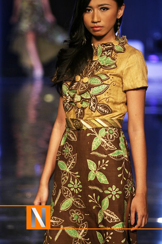 NW3D06  traditional fashion teenagers cloth Batik
