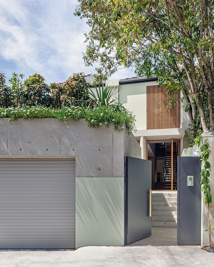 The Recently Featured Woollahra House By Nrarch Architects Which Sees The Opening Up Of The Originate 1 Architects Sydney Architecture Design Architect Design