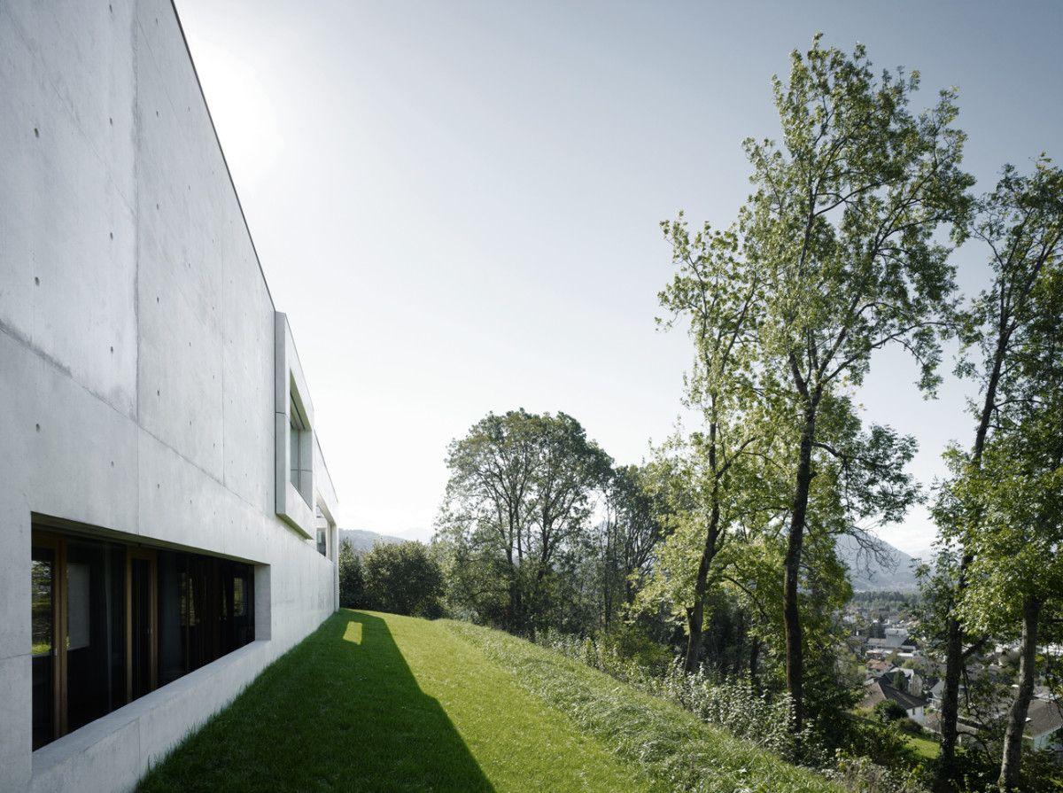 marte.marte - House of yards, Vorarlberg region, 2015