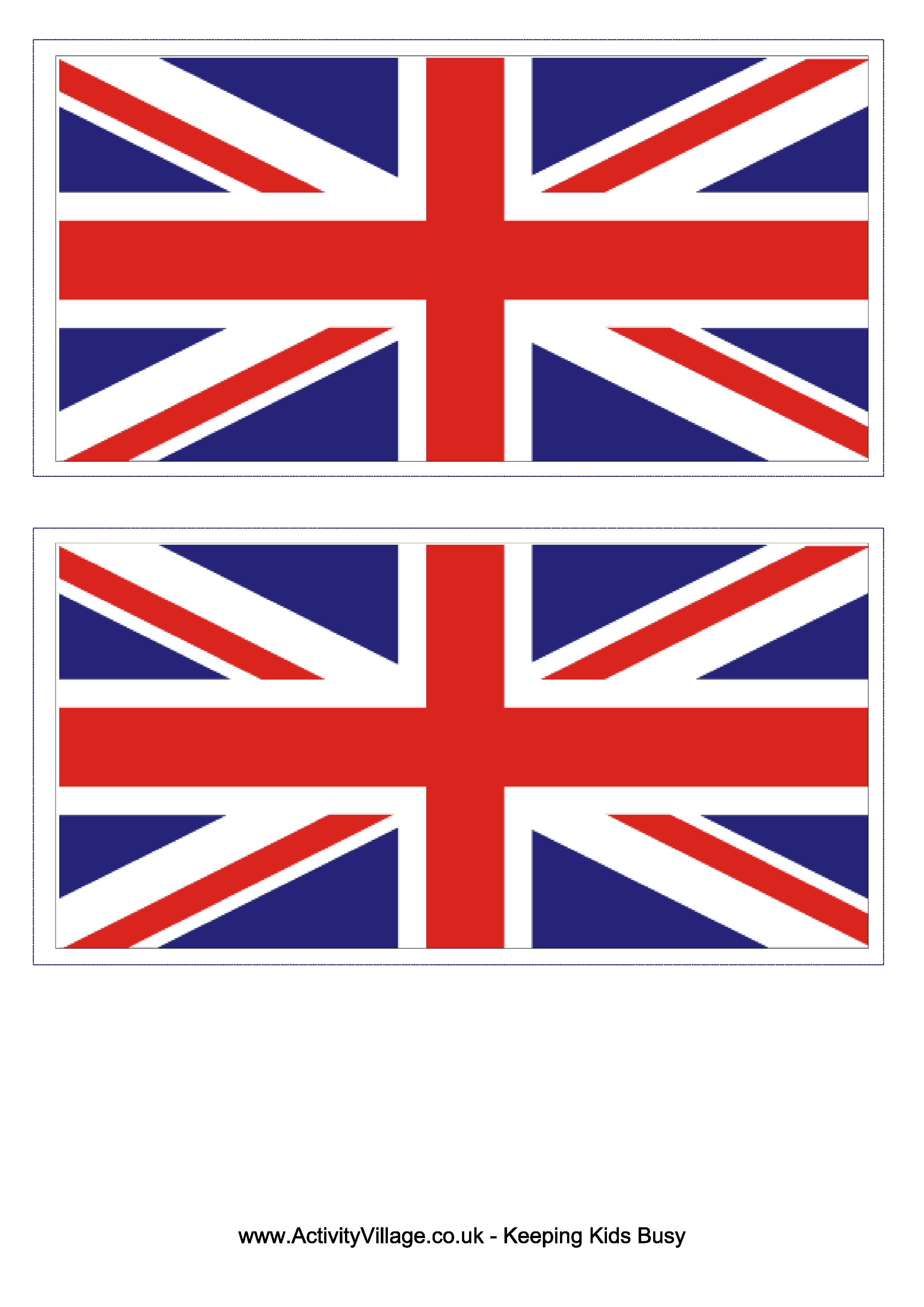 United Kingdom Flag Download This Free Printable United Kingdom Template A4 Flag A5 Flag 8 And 21 Flags On One Flag Template United Kingdom Flag Templates