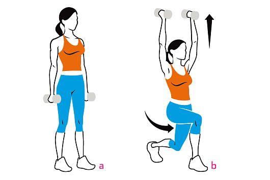 Welche Übung ist effektiver, um schnell Gewicht zu verlieren