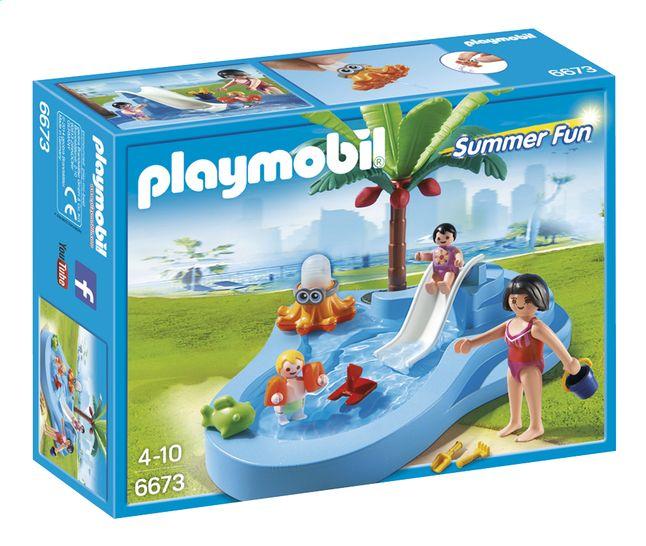 Playmobil Summer Fun 6673 Kinderbad met glijbaan | Wishlist Ava ...