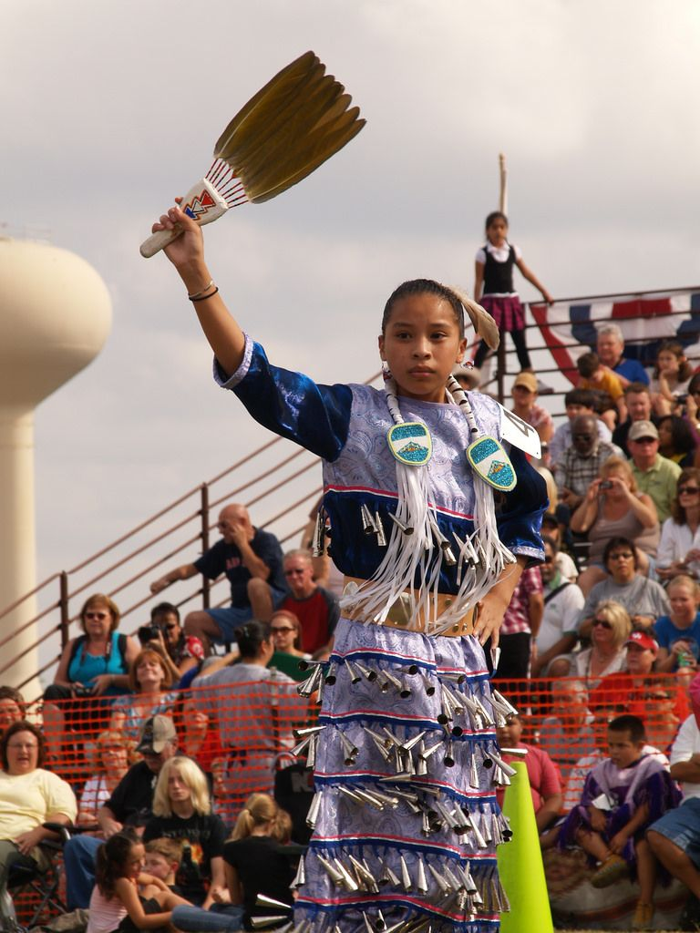 Houston Texas Traders Village 20th Annual Championship Pow Wow tribal dance contests November 14 2009