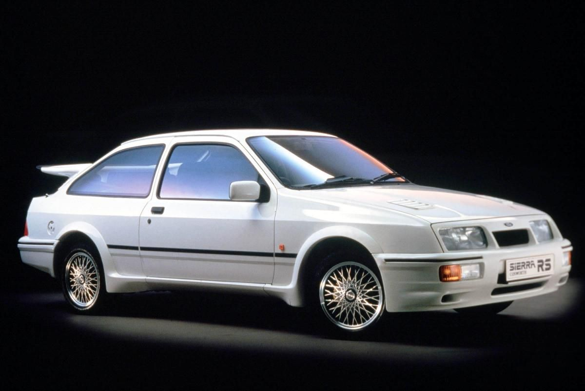 1985 86 Ford Sierra Rs Cosworth Ford Sierra Ford Rs Ford