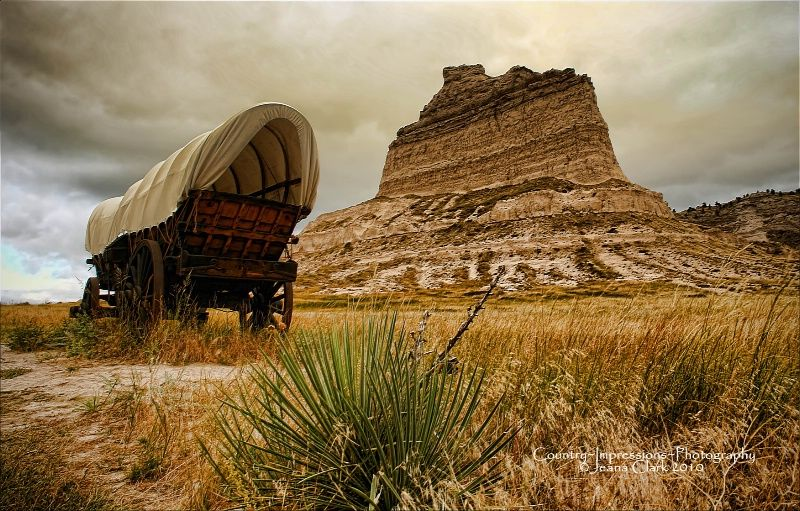 Along The Oregon Trail Photograph At Betterphoto Com