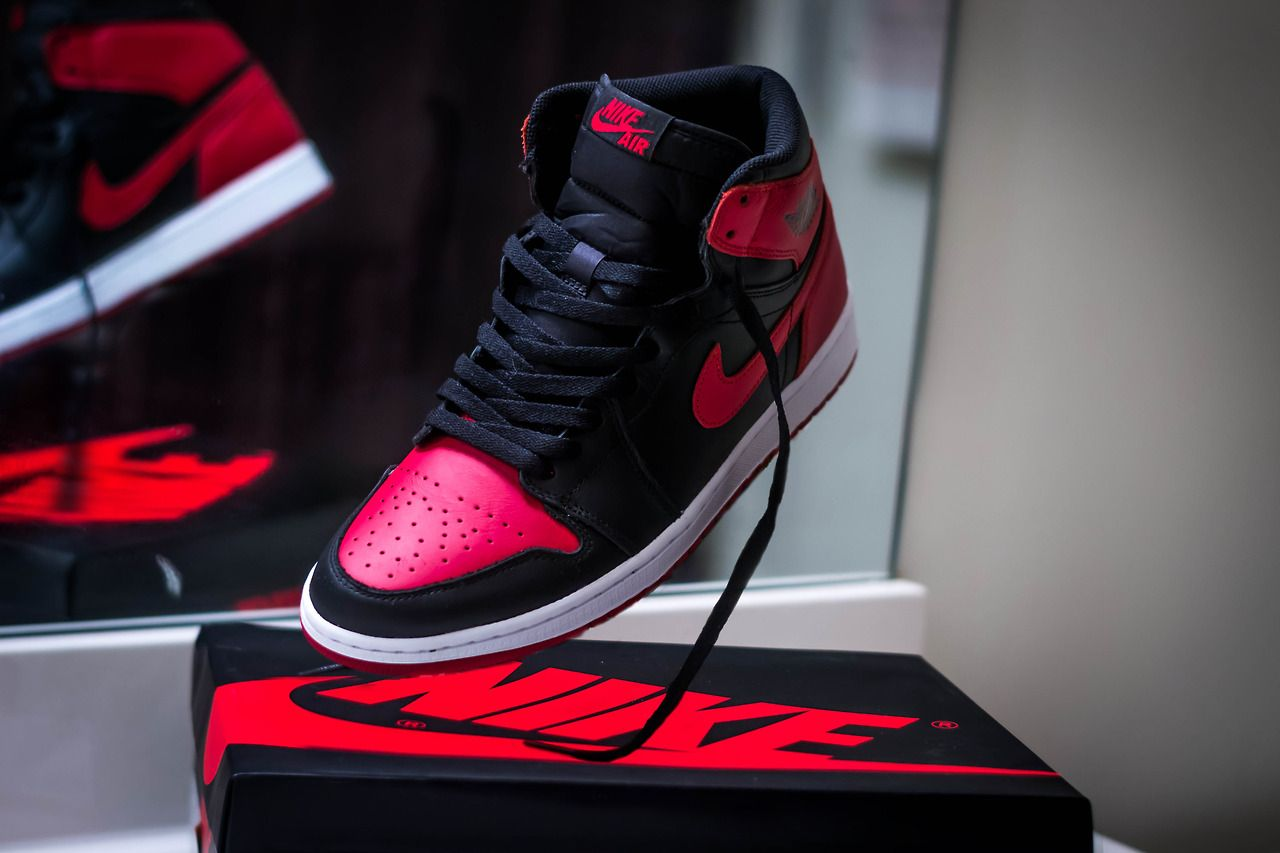 Clothes · Sweetsoles – Nike Air Jordan 1 'Bred' Retro