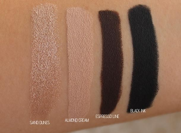 Bobbi Brown Long Wear Cream Shadow Sand Dune 5248560230 Oficjalne Archiwum Allegro Cream Shadows Maybelline Color Tattoo Makeup Swatches