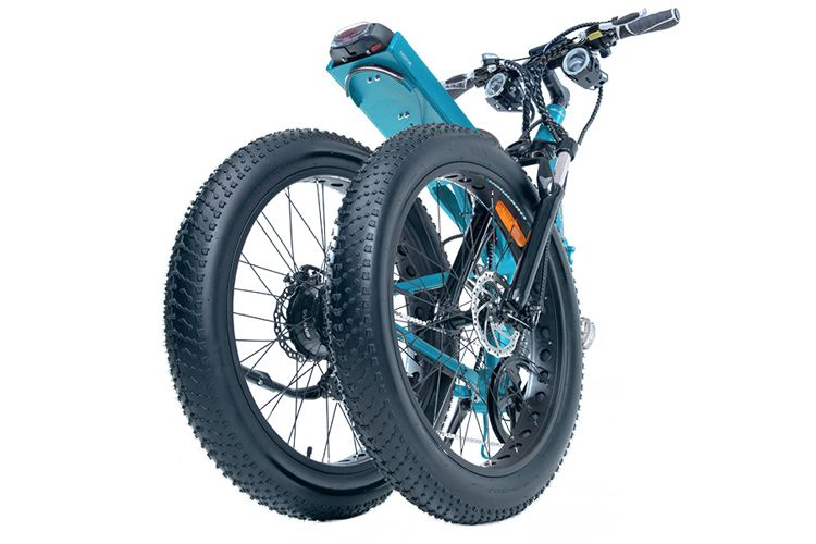 You Ll Never Believe How Powerful The Moar Foldable Ebike Is