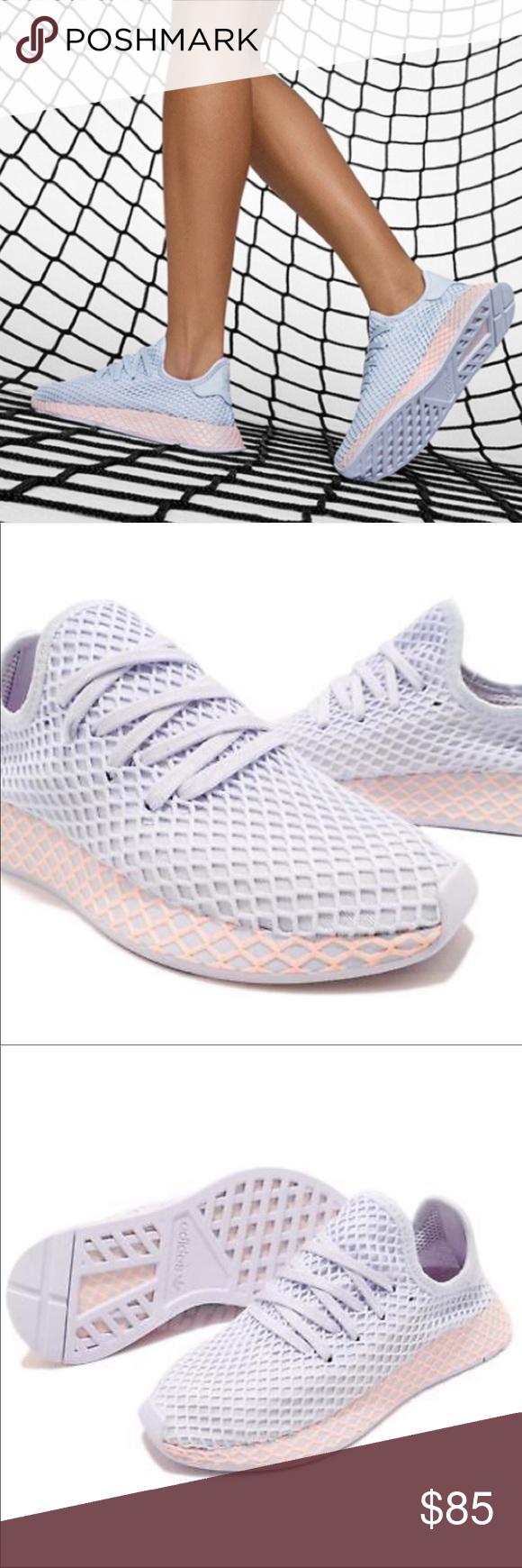 a02f0e8e1f67b •Adidas• Deerupt Runner Minimalist Women s 10.5 Brand new in original box. Adidas  Deerupt