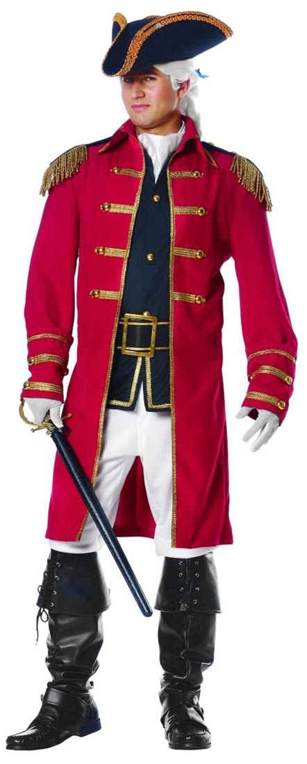 49387-Red-Coat-Soldier-Costume-large.jpg (442×1100) | character ...