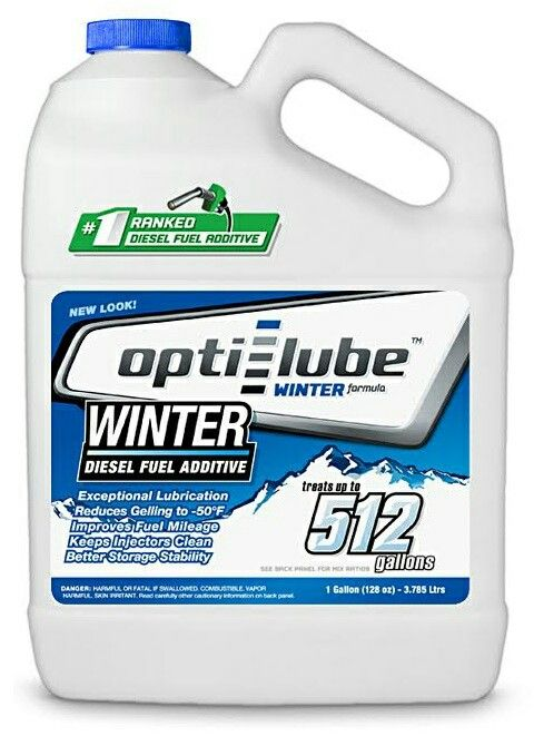 Opti Lube Winter Is A Multi Functional Performance Diesel Additive Meaning It Does A Little Bit Of Everything With Anti Diesel Fuel Additives Diesel Fuel Lube