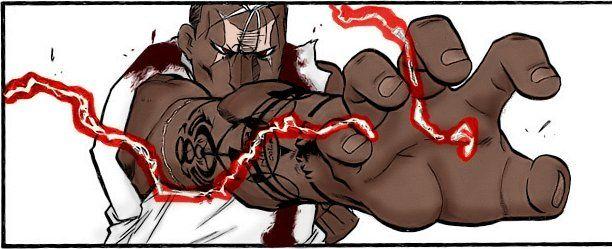 Scar - Fullmetal Alchemist by Shevaara on deviantART   Fullmetal alchemist