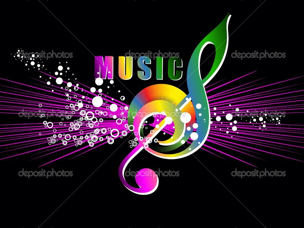 Rainbow Music Notes Background Hd Wallpaper Background Images: Colorful Music Notes Wallpaper 10053 Hd Wallpapers In