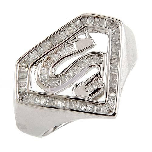 not a superman fan but i this ring 1 00 carat