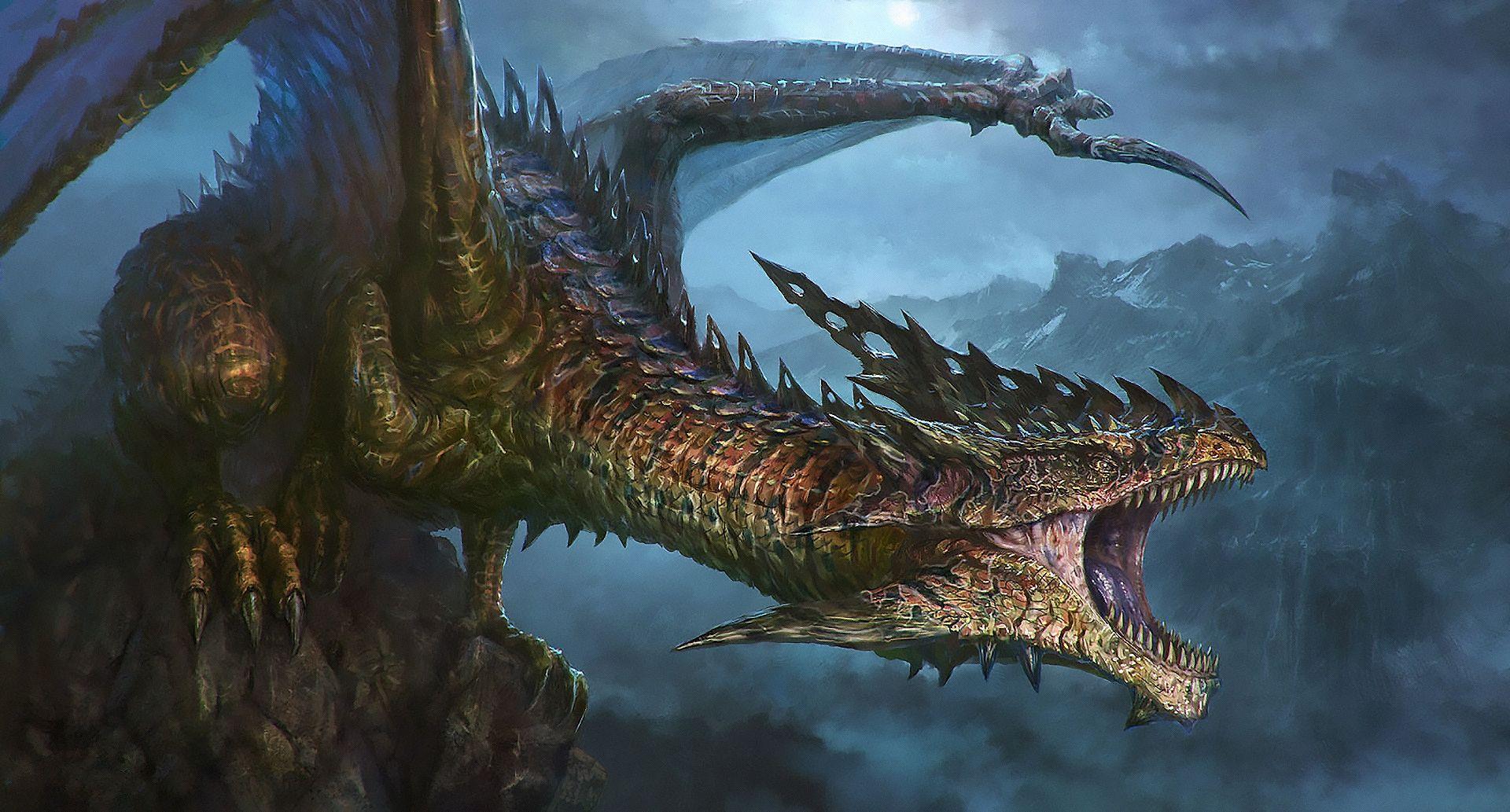 Dragones dragons