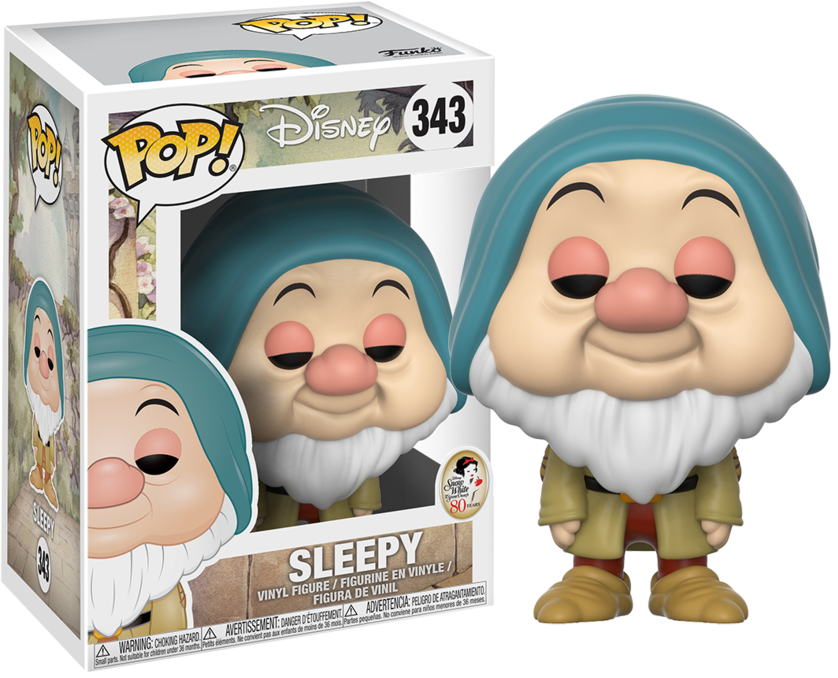 Snow White Figura de Vinilo Bashful, Funko Pop! Disney 21719