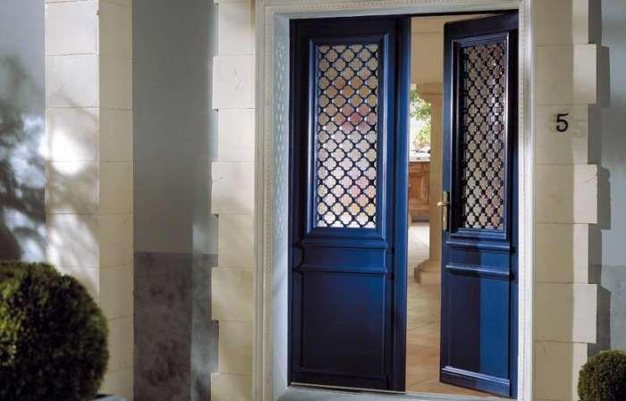 Portes du0027entrées - Stores Honorat - Menuiserie PVC \ ALU Aix En