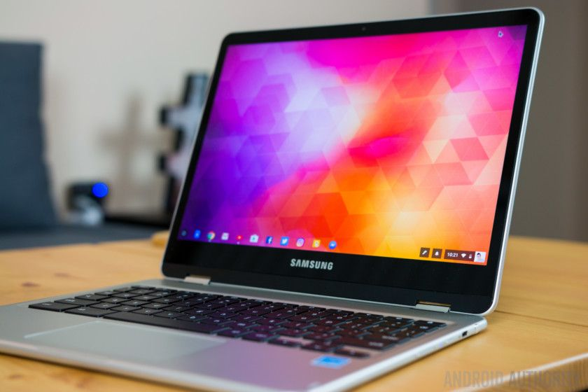Canary version of chrome os can run splitscreen android