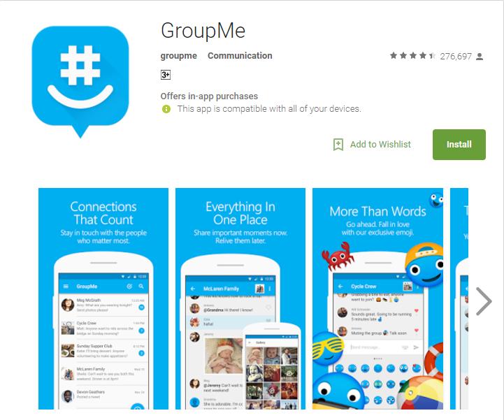 GroupMe Download GroupMe Free App, Amazon online