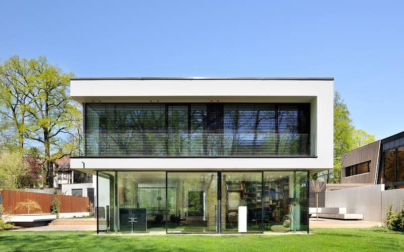 Lieblich 1215 Einfamilienhaus, Neubau | A.punkt Architekten
