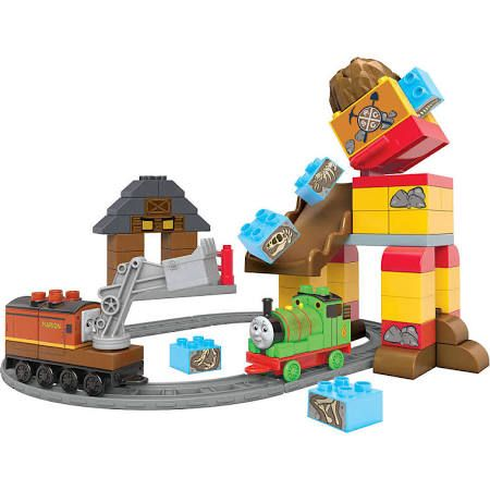 Mega Bloks Thomas & Friends Percy's Brave Tale 10634U
