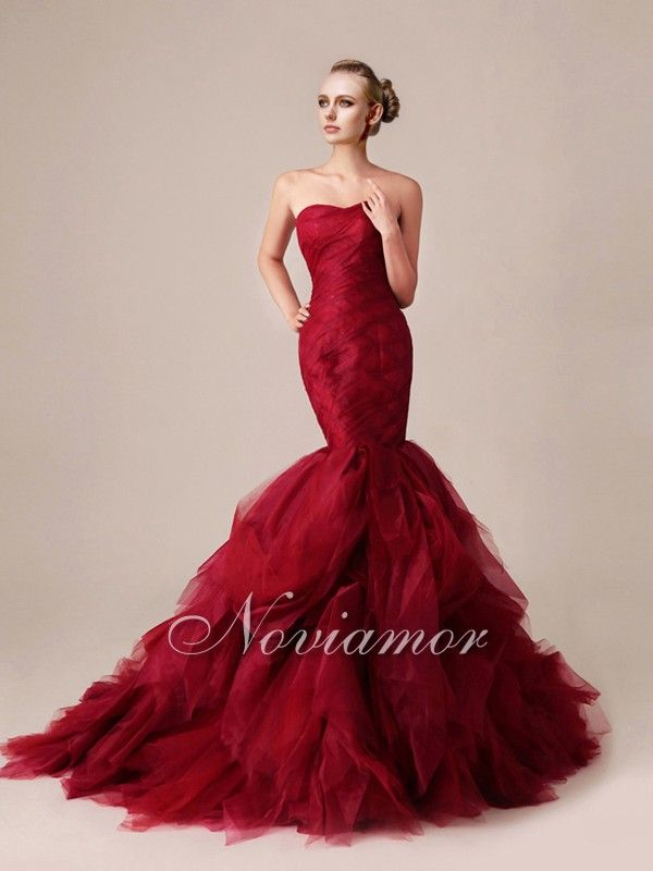 Ruby Bridesmaid Dresses - Ocodea.com