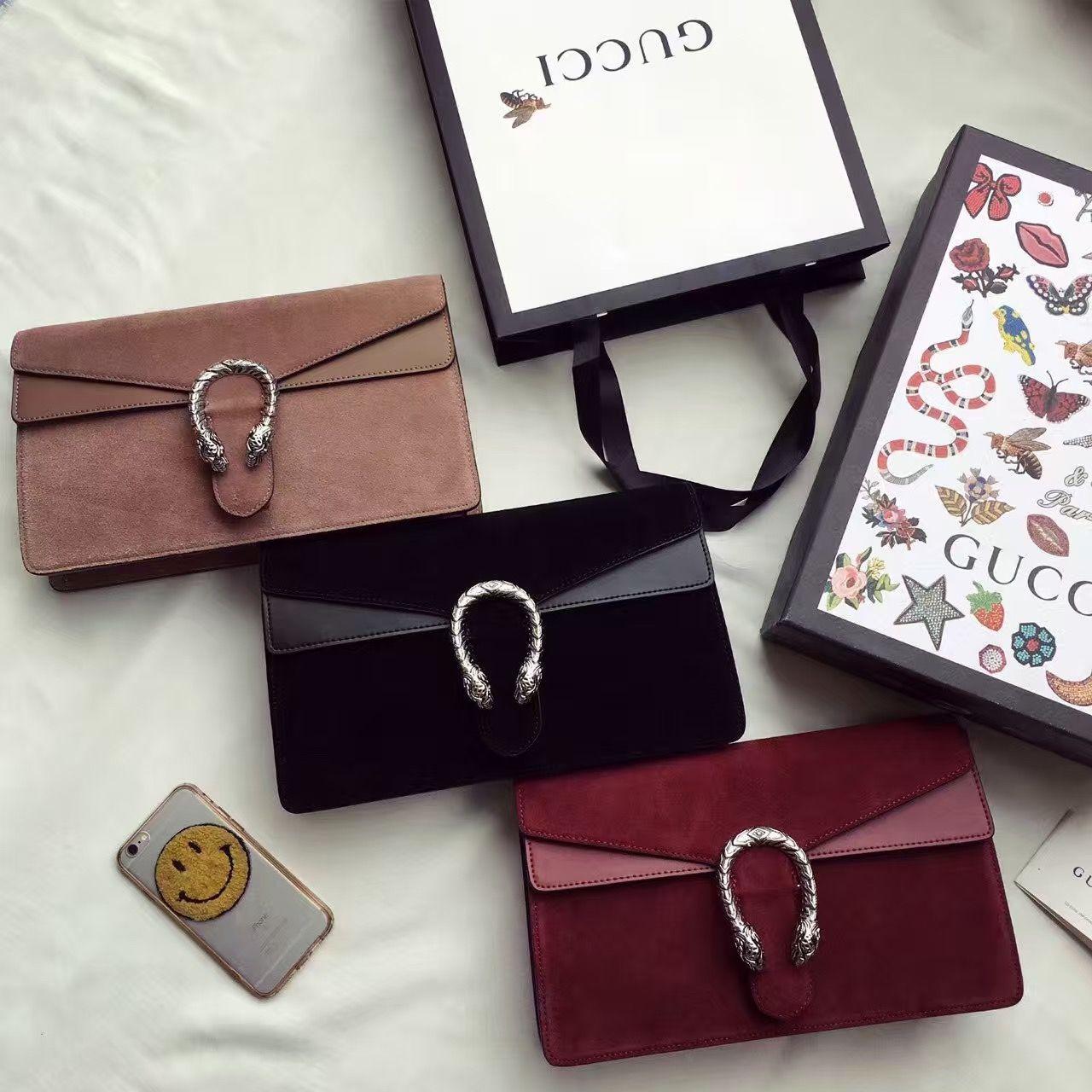 5b553792d1a Gucci Dionysus Suede Clutch Bag 2016 Email  winnie shoescrazy.net ...