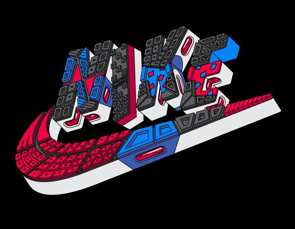 NIKE Apparel Design by SHORT Nike art, Nike wallpaper