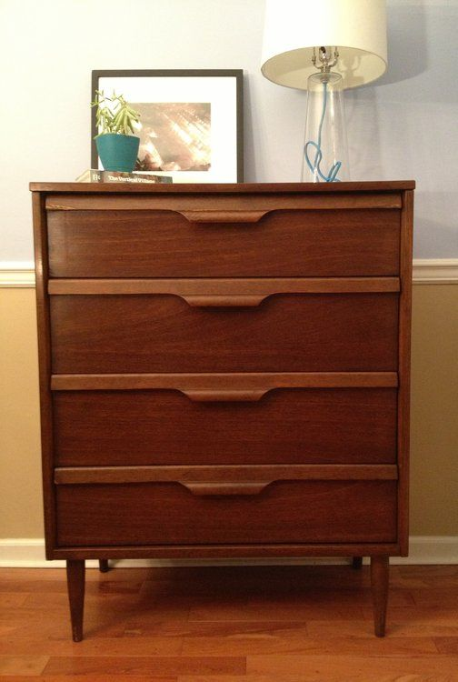 Loading Tall Dresser Dresser As Nightstand Vintage Decor