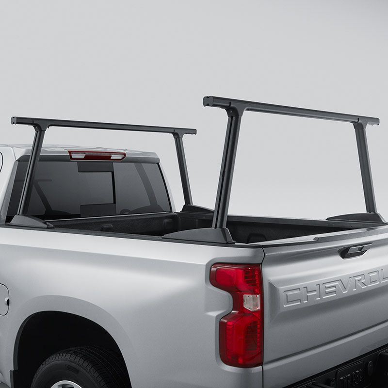 2020 Silverado 2500 Gearon Utility Rack Stanchions 84065985 In 2020 Silverado 2500 Chevrolet Accessories Silverado