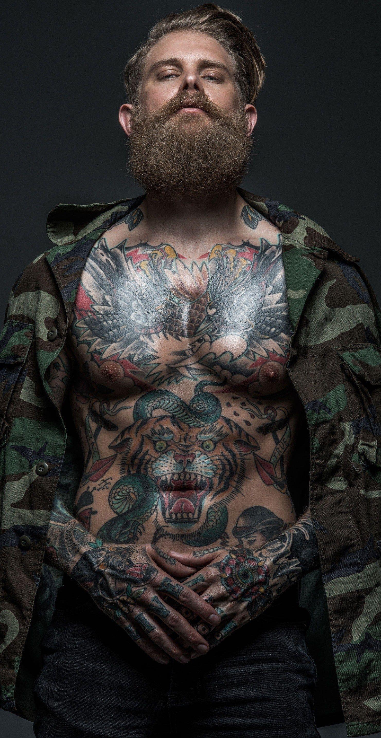 Josh Mario John Tattoo Josh Mario John Fantasy Tattoos Badass Tattoos