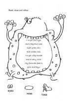 image result for monster poems ks1 education poems vocabulary worksheets english reading. Black Bedroom Furniture Sets. Home Design Ideas