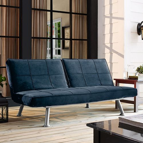 Serta Maxon Futon Definitely what I'm considering for my couch in my apartment.