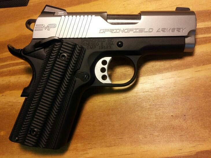 Springfield Armory EMP 9MMFind our speedloader now!  http://www.amazon.com/shops/raeind