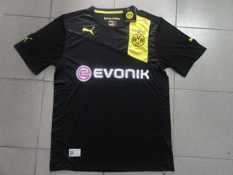 f44e39df0 12 13 Borussia Dortmund away soccer jersey Thailand quality and wholesale  price for football jerseys