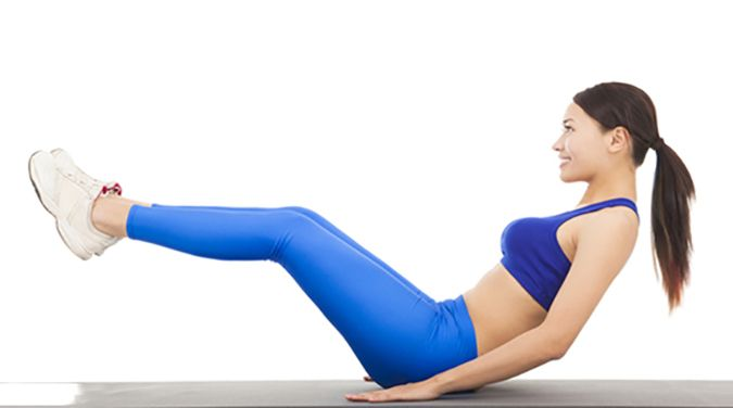 The combination of all three allow this 7 day belly workout challenge to show you real results.