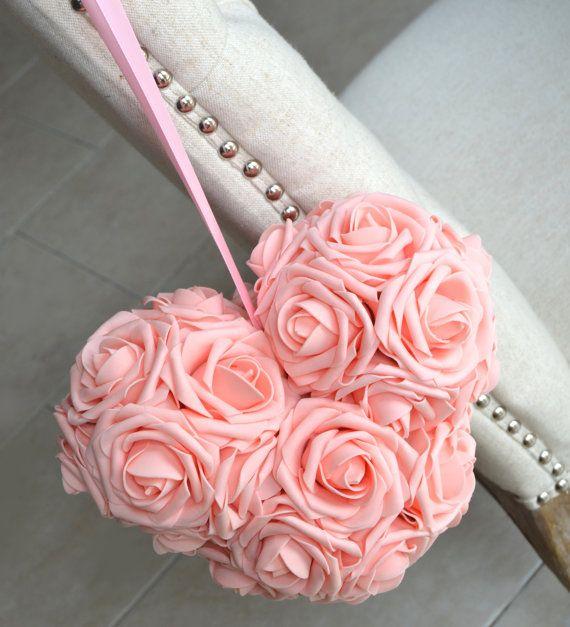 PINK MICKEY Flower Ball. Mickey Wedding. MINNIE by KimeeKouture ...
