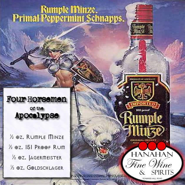 recipe: how many grams of sugar in a shot of rumplemintz [25]