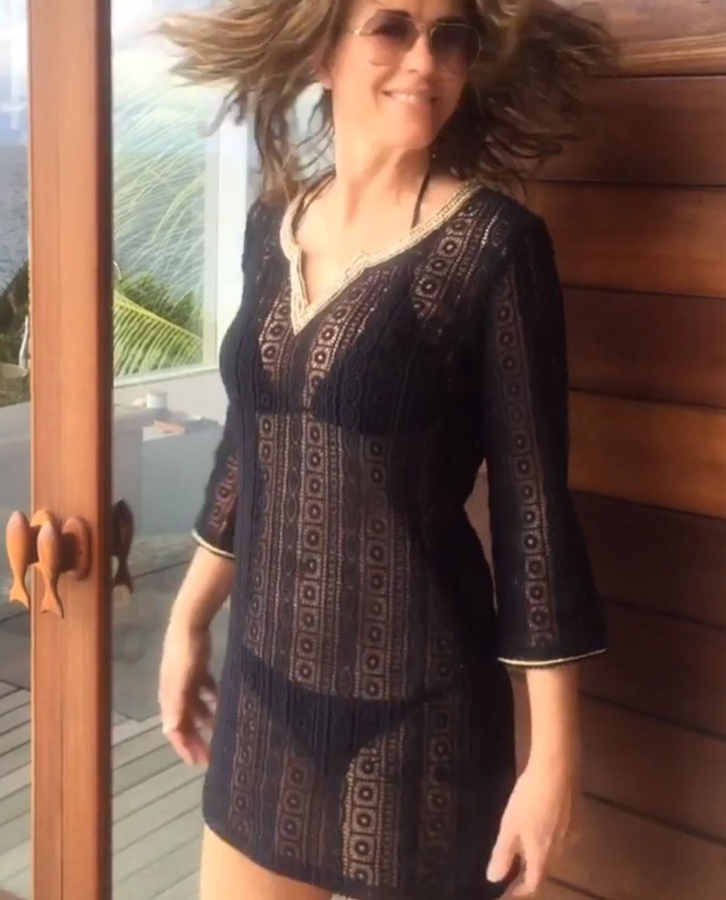 Pity, that Elizabeth hurley see through dress was
