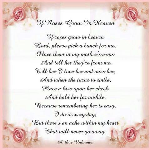 Miss You Mom My Mama Mom Mom In Heaven Miss You Mom