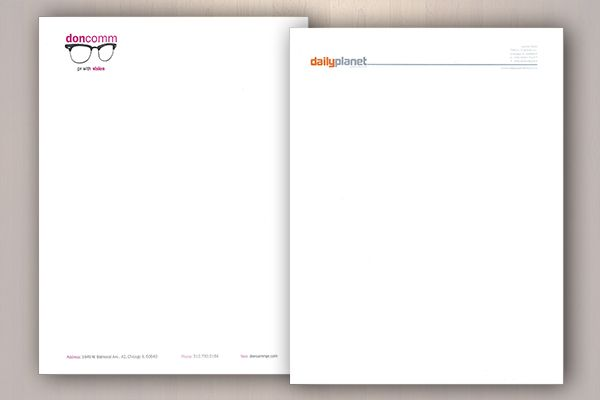 Letterhead Examples  Google Search  Design