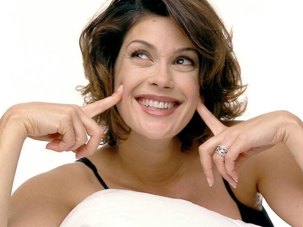 Teri hatcher uc beauty of womanucgodus greatest creation and gift