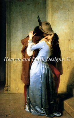 It S Called The Kiss Designed By Francesco Hayez And I Think It