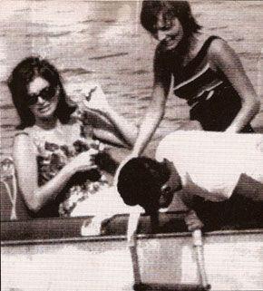 Jackie Kennedy Bikini