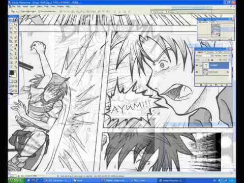 Manga Studio With Doug Tennapel Anime Character Design Drawing Reference Character Design