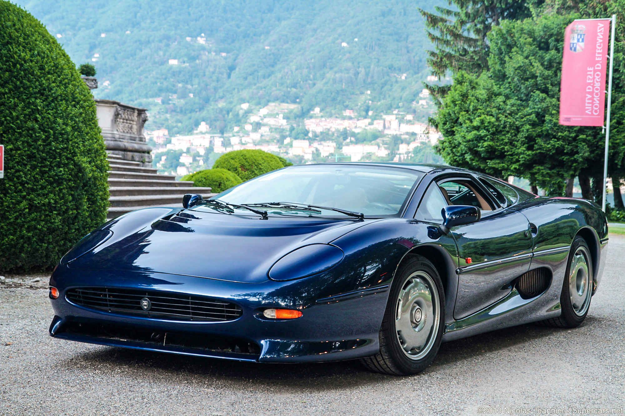 Jaguar this 1992 classic super car could see in less than 4 seconds and had a top speed as the name suggested of find this pin and more on exotic sports