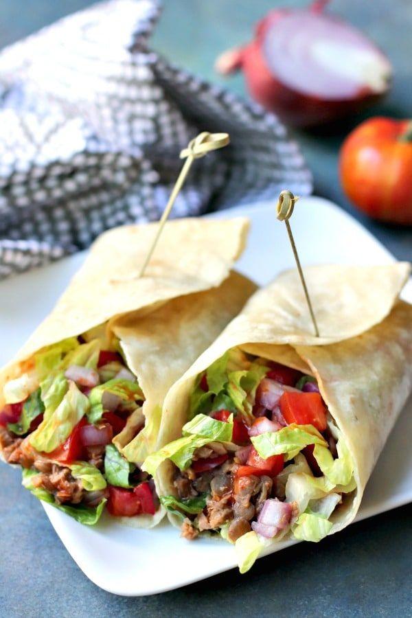 Yiayias Greek Burrito