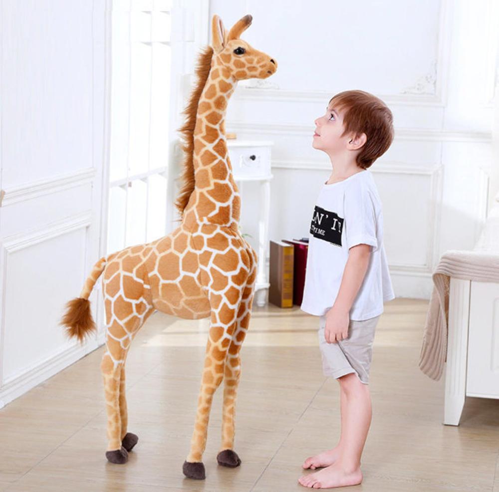 Sale Large Giraffe Stuffed Toy Animal Toy For Kids Baby Nursery Animal Plush Nursery Room Large Giraffe Plush Giraffe Plush Cute Stuffed Animals Giraffe [ 986 x 1000 Pixel ]